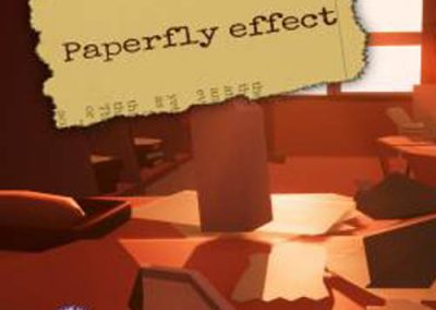 Paperfly effect