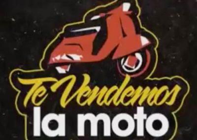 Te vendemos la moto